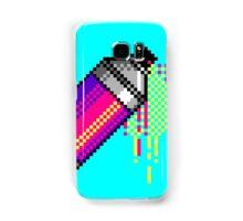 Spray paint - Pink Samsung Galaxy Case/Skin