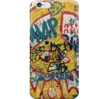 the berlin wall iPhone Case/Skin