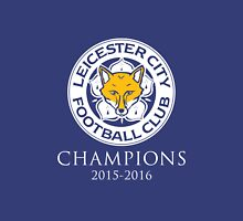 Leicester Champions Unisex T-Shirt