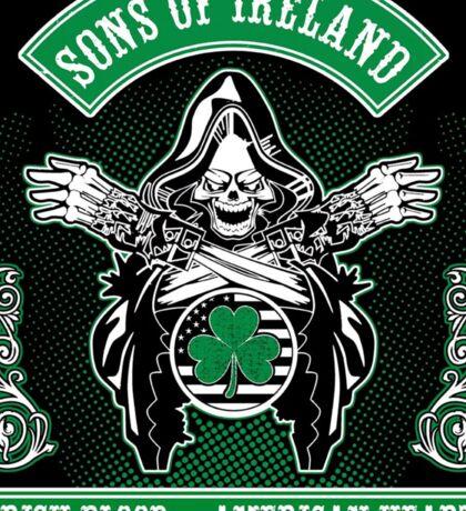 Sons Of Ireland Sticker