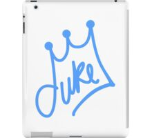Duke University Crown Sticker iPad Case/Skin
