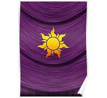 Tangled Kingdom Sun Emblem 2 Poster