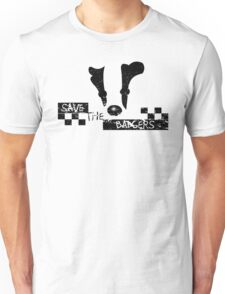 Save the Badgers Unisex T-Shirt