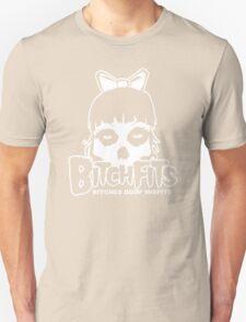 Bitchfits Skull Bitches Doin Misfits Unisex T-Shirt