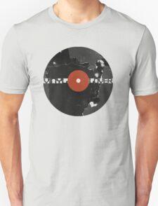 Vinyl Records Lover - Grunge Vinyl Record T-Shirt