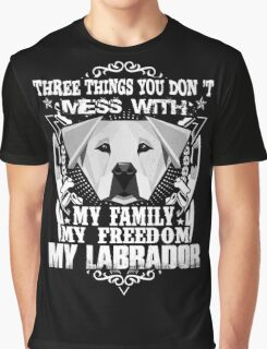 Labrador Graphic T-Shirt