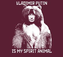Putin is my spirit animal Unisex T-Shirt