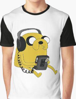 JAKE THE DOG Graphic T-Shirt