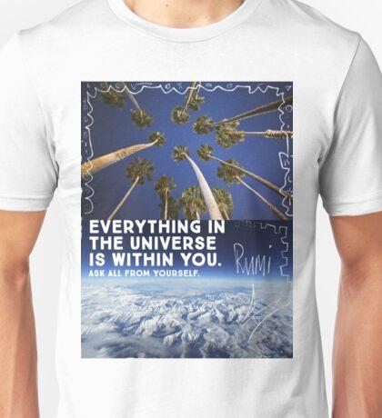 Rumi quote Unisex T-Shirt