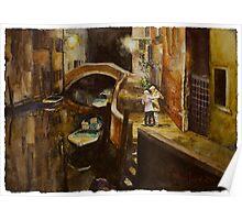 In Love In Venice Poster