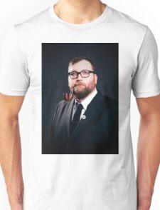 The Rev. Daisher Rocket Unisex T-Shirt