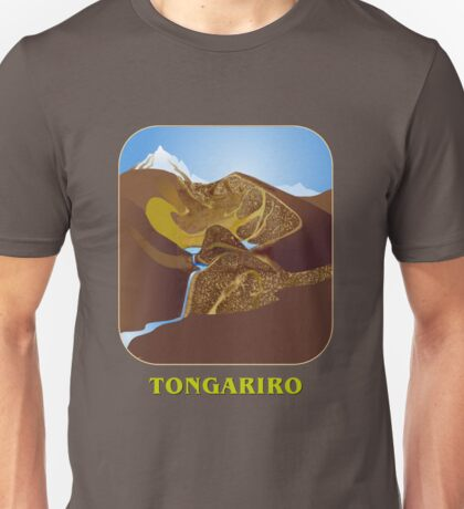 Magic Water - Tongariro National Park Unisex T-Shirt