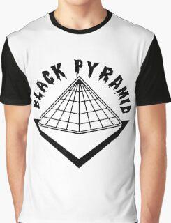 The Black Pyramid Graphic T-Shirt
