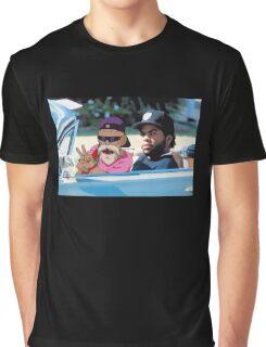 Ice Cube x Master Roshi Graphic T-Shirt