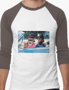 Ice Cube x Master Roshi Men's Baseball ¾ T-Shirt