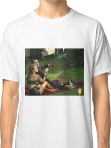A nice meal with friends  Classic T-Shirt