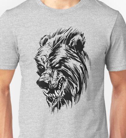 Face Werebear Unisex T-Shirt