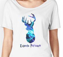 Expecto Patronum Deer Women's Relaxed Fit T-Shirt