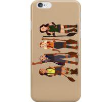 quidditch iPhone Case/Skin