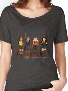quidditch Women's Relaxed Fit T-Shirt