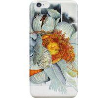 Flowering Gum tote iPhone Case/Skin