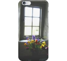 Tintagel Post Office Window iPhone Case/Skin