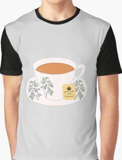 MoriaR Tea Graphic T-Shirt