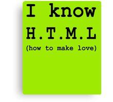 HTML Canvas Print