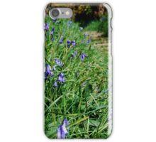 Cornish Blue Bells iPhone Case/Skin