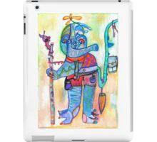 The Elephant Wanderer  iPad Case/Skin
