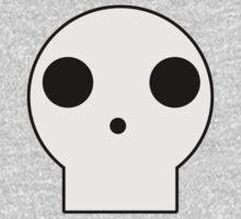 Skull Cartoon Kids Tee