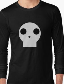 Skull Cartoon Long Sleeve T-Shirt