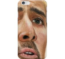 Ode to Nicolas Cage iPhone Case/Skin
