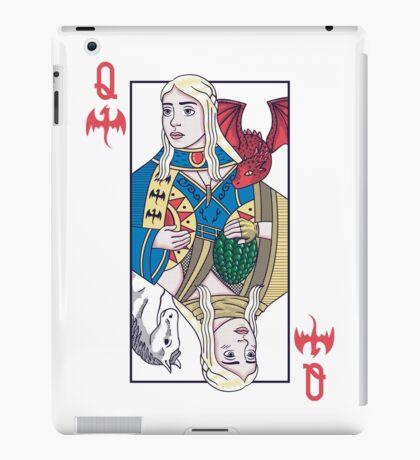 Queen Of Dragons iPad Case/Skin