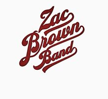 zac brown band logo red Unisex T-Shirt