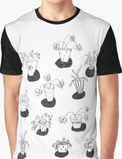 Pot Plant Party Graphic T-Shirt