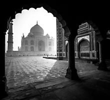Taj Mahal by Jill Fisher