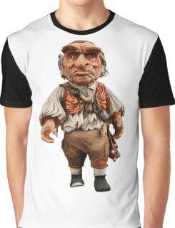 HOGGLE LABYRINTH  Graphic T-Shirt