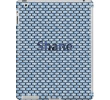 Shane iPad Case/Skin