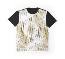 Abstract city buildings pattern Graphic T-Shirt
