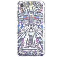 London Composition 2 iPhone Case/Skin
