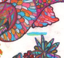 Flying Fish Fantasies  Sticker