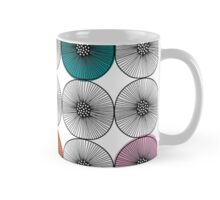 Scandinavian Abstract Floral Mug