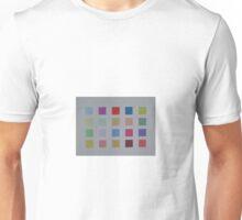 Square Sereies 1. 1-10 Unisex T-Shirt