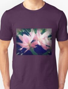 Christmas Cactus - at front porch Unisex T-Shirt