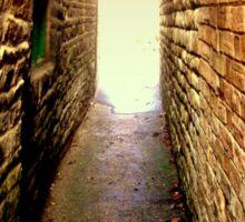 ~The Secret Alley~ Sticker
