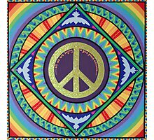 All We Are Saying Is Give Peace A Chance Photographic Print