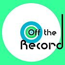Off The Record - White by Alan Hogan