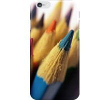 Colour Me Lively iPhone Case/Skin