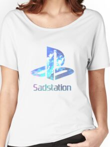 Sadstation Women's Relaxed Fit T-Shirt